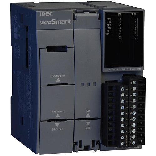 IDEC FC6A PLUS 16 I/O PLC SINK OUTPUT 24VDC