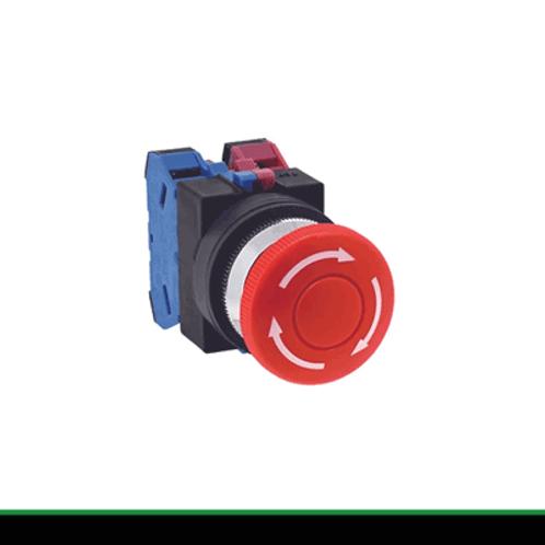 IDEC 25MM TWS SeriesPushbuttons Pushlock Turn Reset AVS311NR