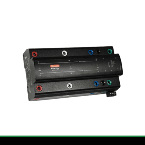 NOVARIS IFD3-32-50-D220 32 AMP 220VAC 3 PHASE SURGE FILTER