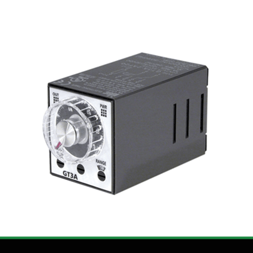 ANALOG TIMER DELAYED DPDT CONTACT