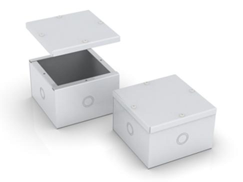 PULL BOXES SCREW TYPE COVER NEMA 1