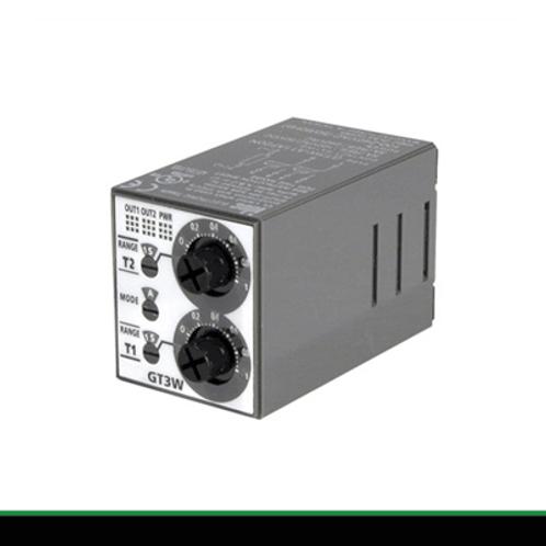 Dual Range, Multifunction Analog Timer