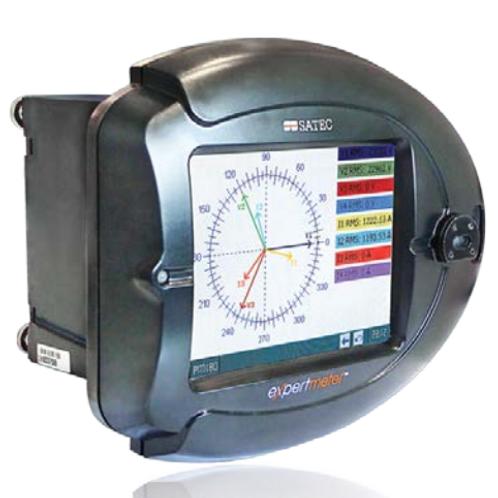SATEC PM175-TFT POWER QUALITY ANALYZER
