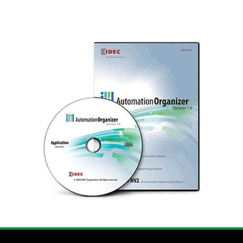 SW1A-W1C Automation Organizer Software