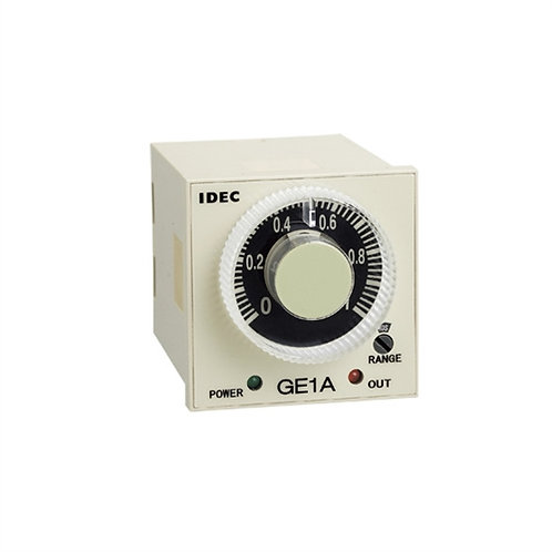 Electronic Timer Delayed DPDT