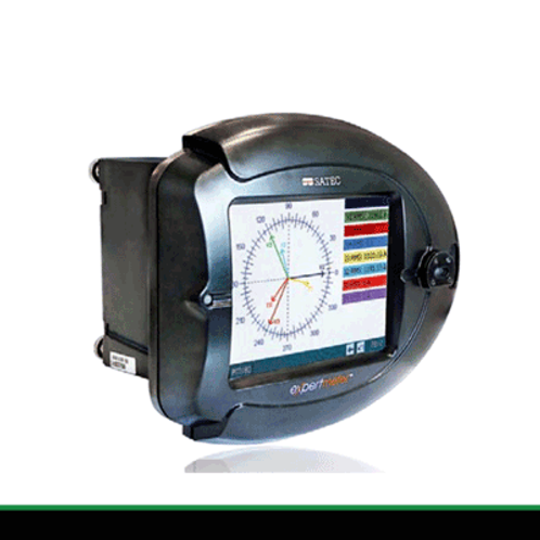 SATEC GRAPHIC TOUCH DISPLAY RGM180-G1-C00-RPS-ACDC