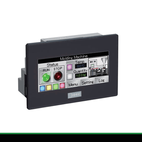 IDEC FT1A-C12RA-B SmartAXIS Touch