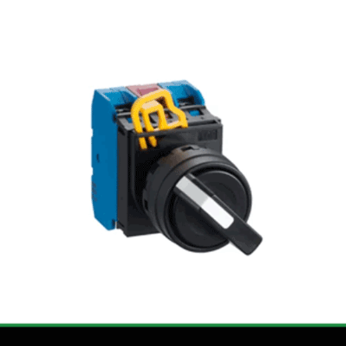 3-Position Maintained Selector Switch