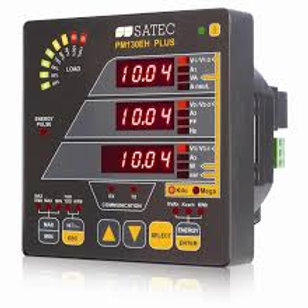 SATEC PM130EH-PLUS ENERGY METER