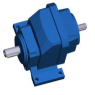 Watt Helical Gear Unit   1.5 kw/ 2 hp