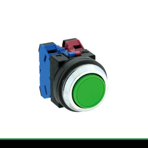 IDEC 30MM TWN SeriesPushbuttons Flush Momentary ABN111