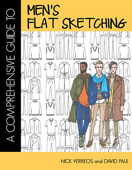 A Comprehensive Guide To Mens Flat Sketc
