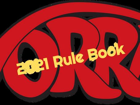 VORRA 2021 RuleBook