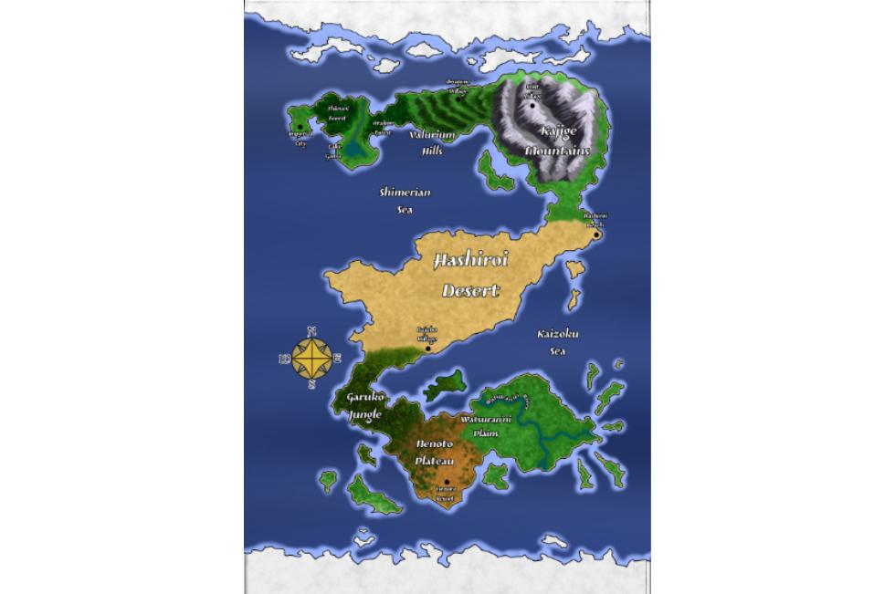 FUNARI MAP