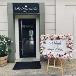 Wedding today in _restauracia_hrad 🌸wel