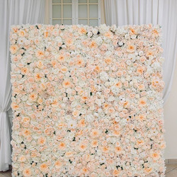 🌸Flower wall is a spectacular floral po