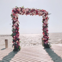 ♥️Wedding decoration today in an amazing