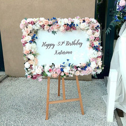 Birthday party decoration in Vienna by _