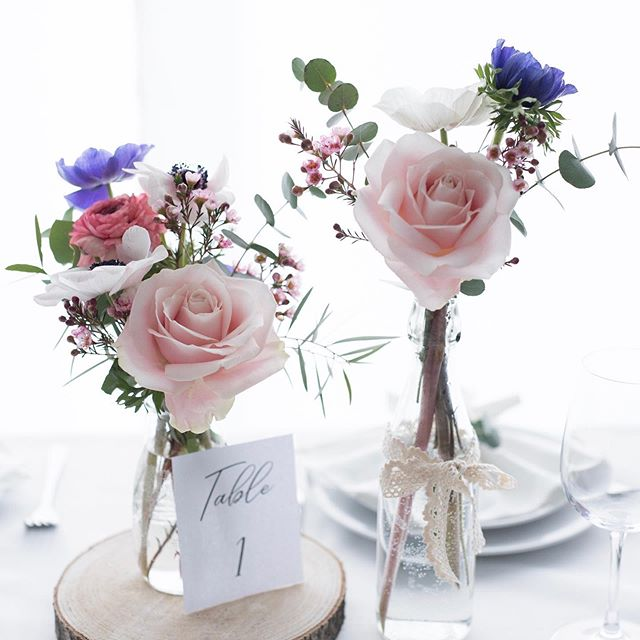 Lovely table decoration💕