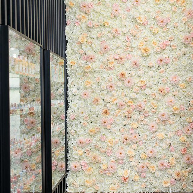 Flower wall by Ellie Florist 2mx3m_‼️😆F