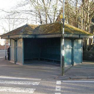 Clifton Downs Shelter pre-renovation