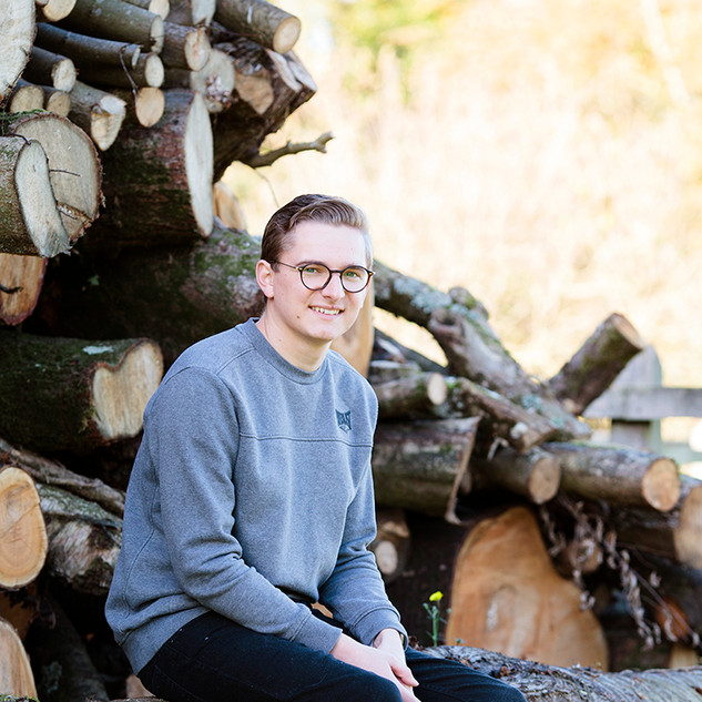 Oliver Edis - Backwell Logs