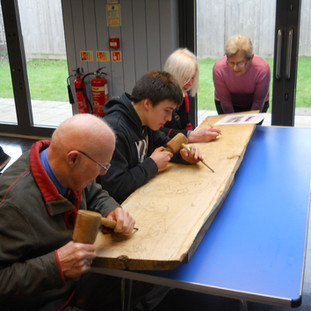 Workcarving Course