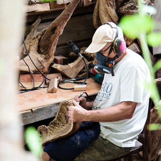 Alex Philips of Organic Woodworks
