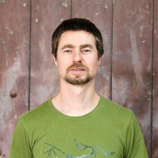 Roundwood Design's founder - Tom Redfern