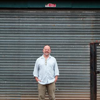 The Bike Shed Co founder, Dan Danson
