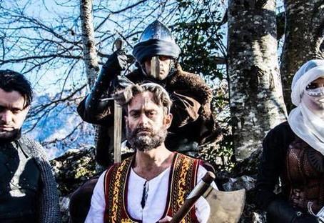 Renso racconta Kastriota  e conquista l'est Europa