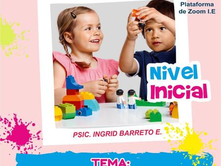 I ESCUELA PARA LAS FAMILIAS - VIRTUAL 2021