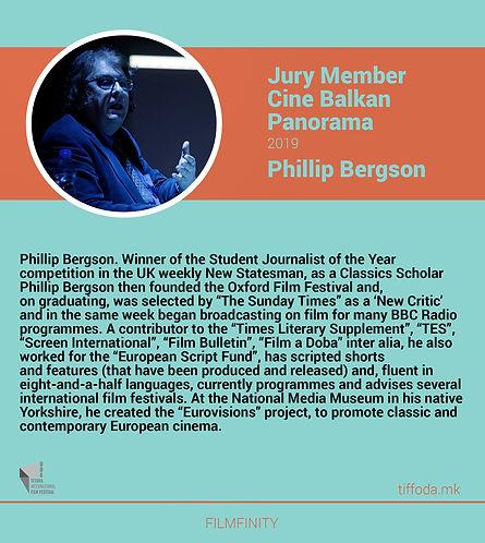 Philip Bergson