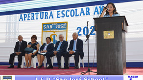 Apertura del Año Escolar 2020