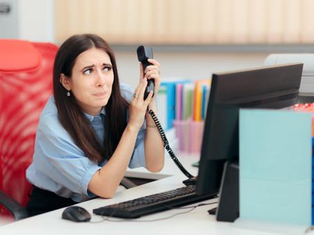 Blog: Beschwerden am Telefon – so reagieren Sie richtig!