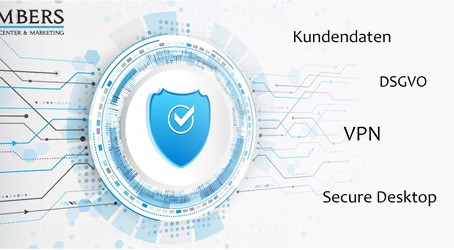 VPN und Secure Desktop – Zum Schutz Ihrer Daten