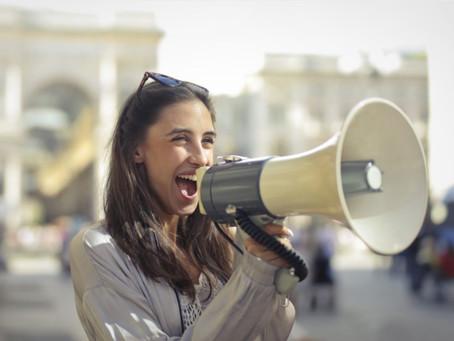 Blog: Die Kraft der Stimme