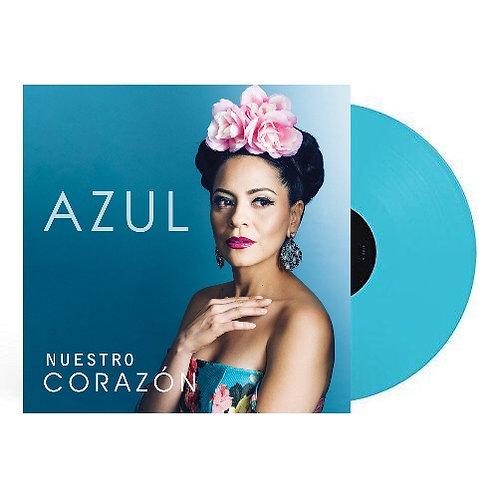 Vinyl - Azul - Nuestro Corazón