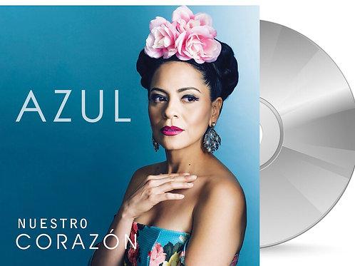 CD - Azul - Nuestro Corazón