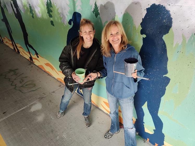 City of Woodinville Mural