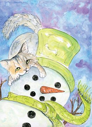 monahan.cat.snowman.jpg