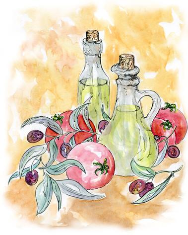 Nicole Monahan Italian Olive Oil
