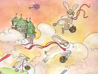 Easter Sparks Creativity