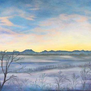 Cyan's Sunset