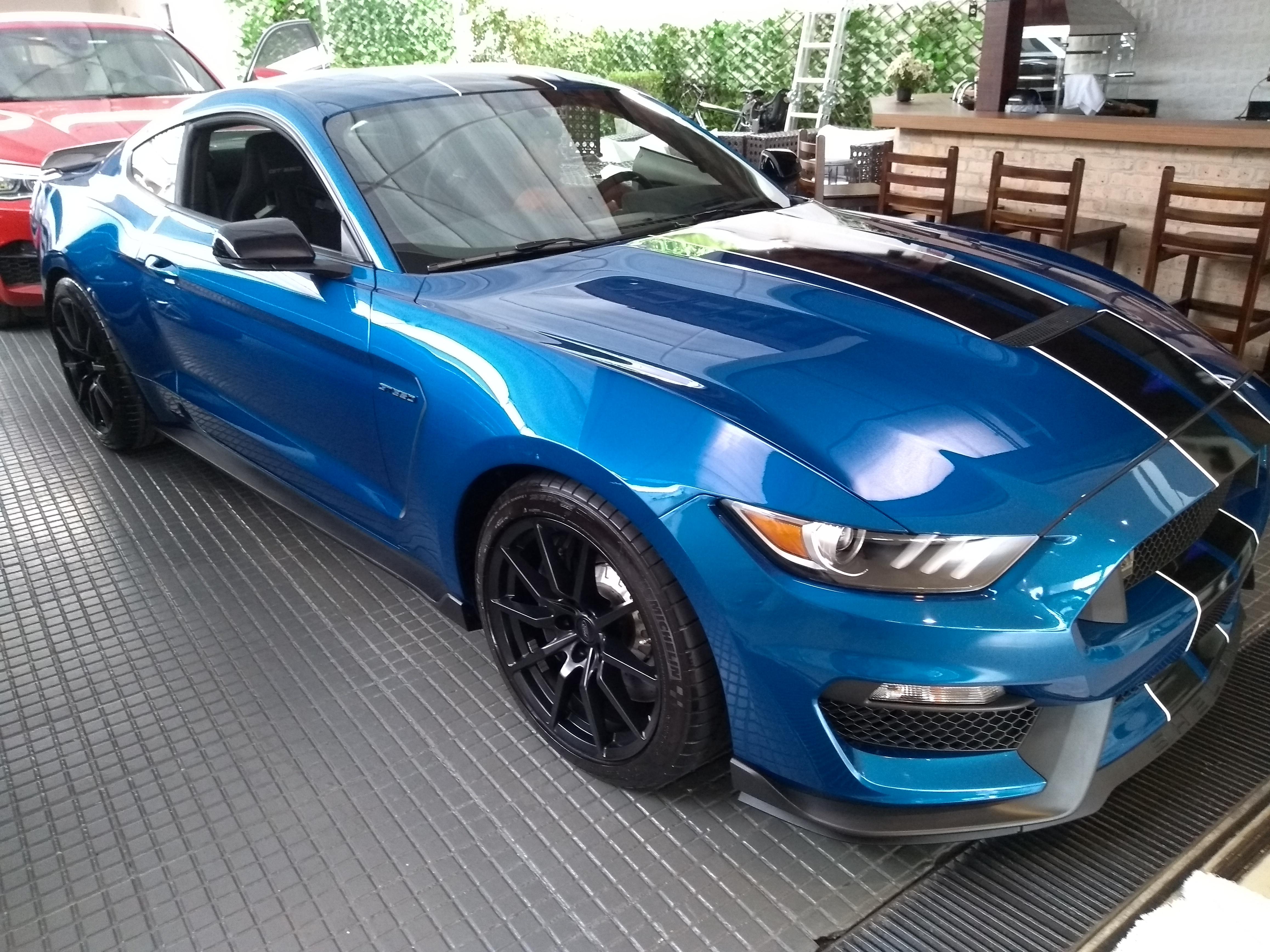 Mustang Shelby Gt350 zero km