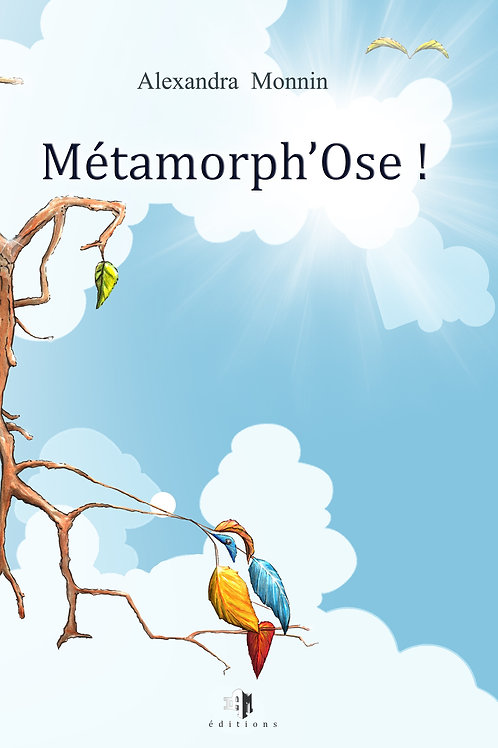 Livre Métamorph'Ose - Alexandra Monnin