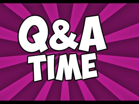 Penti Q & A time!