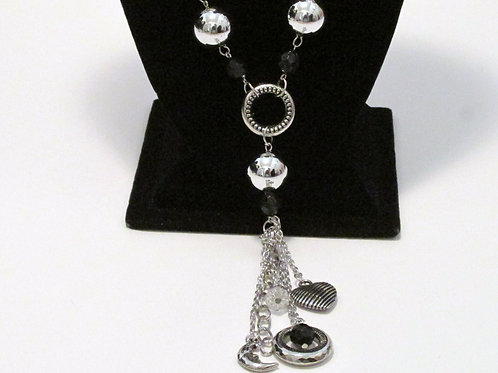 Total Eclipse of the Heart Necklace Set - Paparazzi