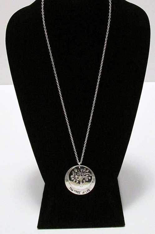 Queen Tree of Life Necklace Set