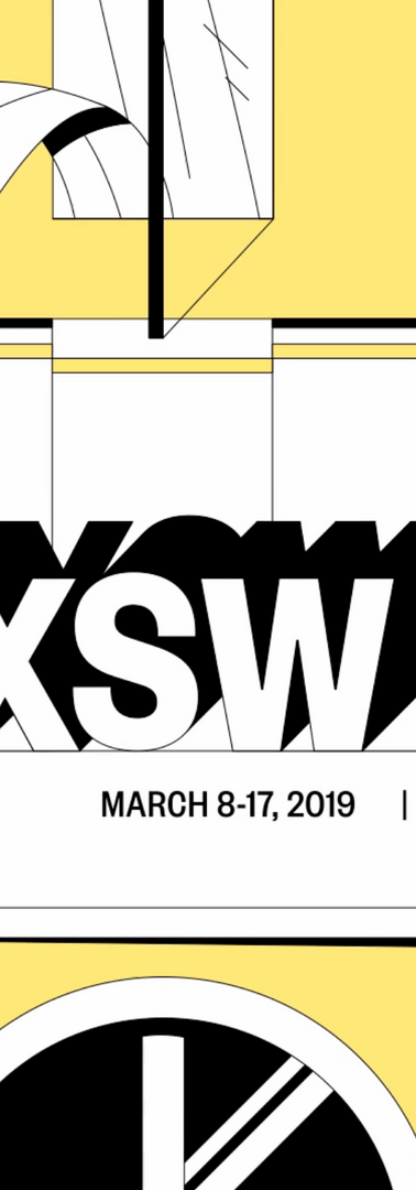 SXSW 2019 Documentary Title Sequence